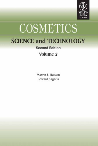 9788126516735: Cosmetics Science and Technology, Vol - 2, 2nd Ed