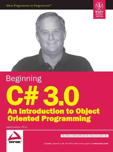 9788126516834: Beginning C# 3.0: An Introduction To Object Oriented Programming