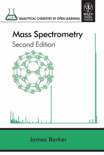 9788126517299: Mass Spectrometry