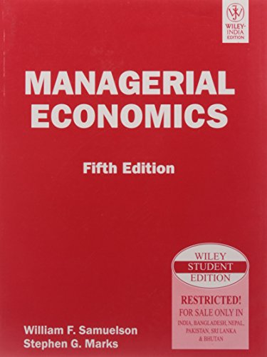 9788126517725: Managerial Economics, 5Th Ed