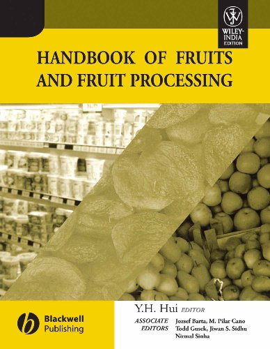 Handbook of Fruits and Fruit Processing: Y.H. Hui