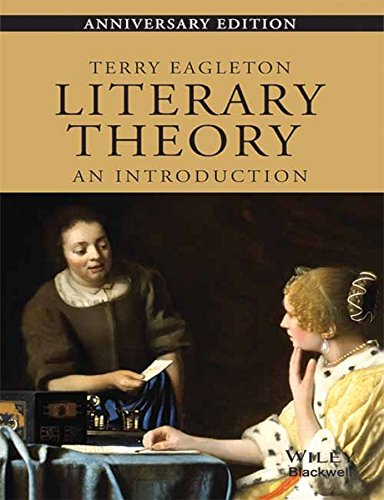 9788126517893: Literary Theory An Introduction [Paperback] [Jan 01, 2008] Terry Eagleton