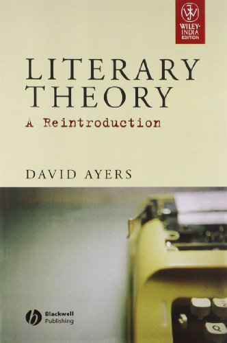 9788126517947: Literary Theory a Reintroduction