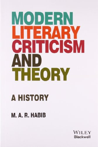 9788126517954: Wiley India Pvt Ltd Modern Literary Criticism And Theory: A History