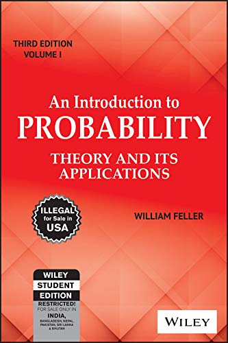An Introduction to Probability Theory & Its: William Feller
