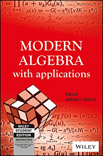 9788126518302: Modern Algebra with Applications