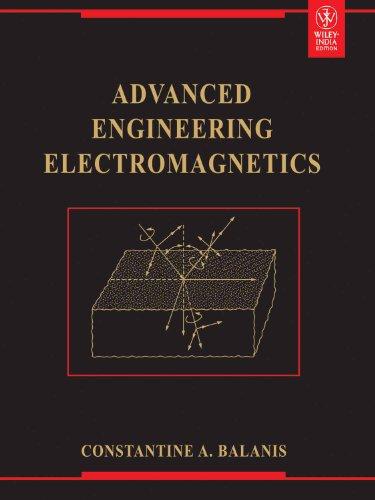 9788126518562: Advanced Engineering Electromagnetics