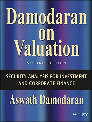 9788126518852: DAMODARAN ON VALUATION: SECURITY ANALYSIS FOR INVESTMENT AND CORPORATE FINANCE, 2ND EDITION