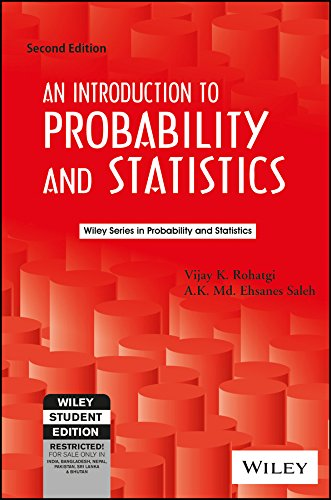 An Introduction To Probability And Statistics 2Ed: Rohatgi V.K