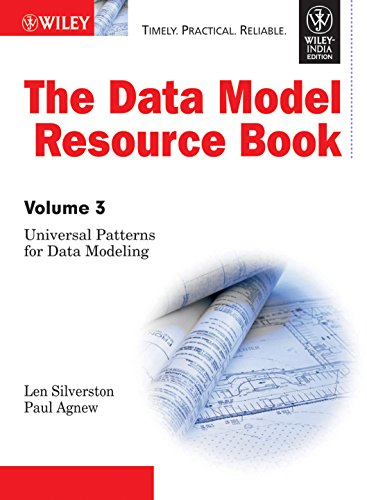 9788126519781: The Data Model Resource Book: Universal Patterns for Data Modeling
