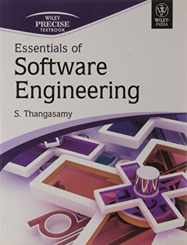 Essentials of Software Engineering: S. Thangasamy