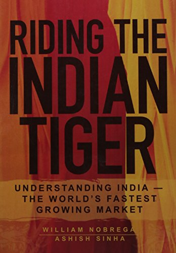 9788126520503: Riding The Indian Tiger: Understanding India The World's Fastest Growing Market