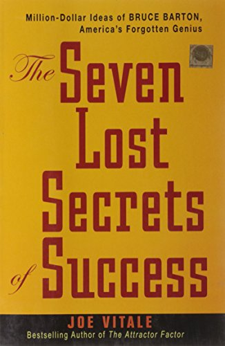 9788126520886: The Seven Lost Secrets Of Success