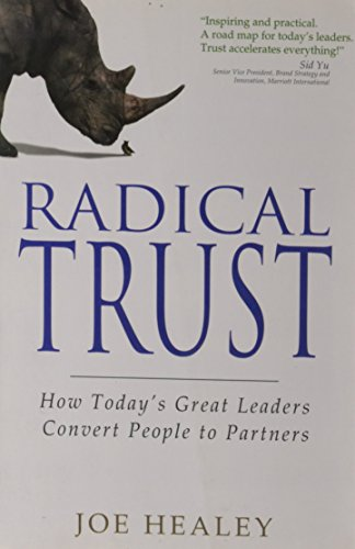 9788126520954 Radical Trust How Todays Great Leaders Convert