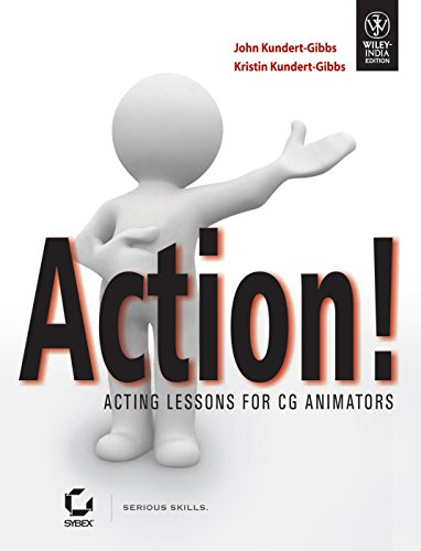 9788126521012: Action!: Acting Lessons for CG Animators