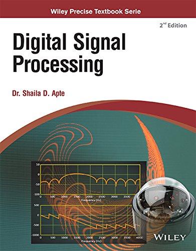 Digital Signal Processing: Shaila D. Apte