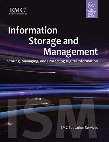 9788126521470: Information Storage and Management: Storing, Managing, and Protecting Digital Information