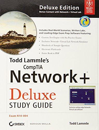 CompTIA Network + Deluxw Study Guide: Exam N10-004: Todd Lammle