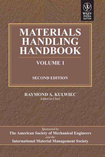 9788126521968: Materials Handling Handbook - Vol. 1 & 2 (Set of Two Books)