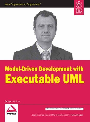9788126522125: Model-Driven Development with Executable UML