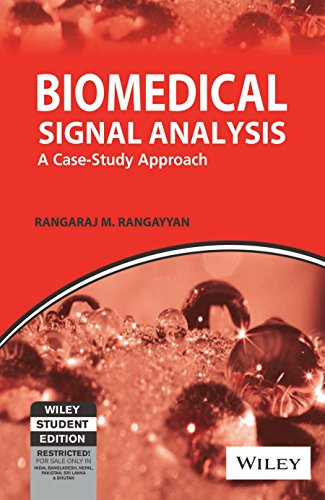 9788126522194: BIOMEDICAL SIGNAL ANALYSIS: A CASE-STUDY APPROACH