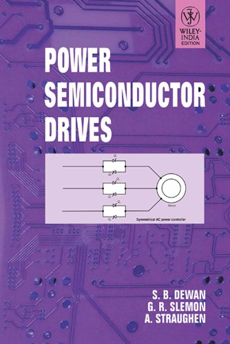 9788126522569: POWER SEMICONDUCTOR DRIVES