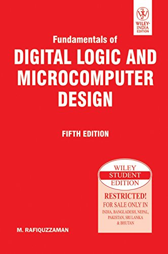 9788126522590: FUNDAMENTALS OF DIGITAL LOGIC AND MICROCOMPUTER DESIGN