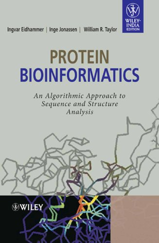 9788126522729: Protein Bioinformatics: An Algorithmic Approach To Sequence And Structure Analysis
