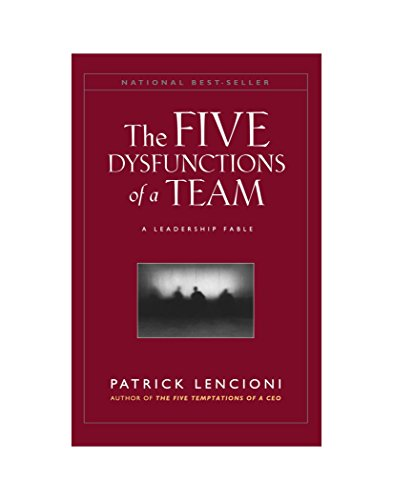 9788126522743: The Five Dysfunctions of a Team: A Leadership Fable