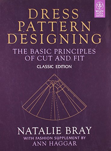 9788126522804: Dress Pattern Designing, The Basic Principles of Cut and Fit, Classic Edition