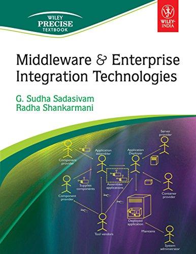 Middleware And Enterprise Integration Technologies: G. Sudha Sadasivam,