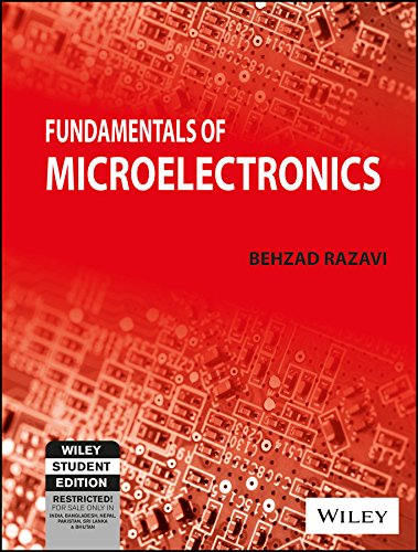 Fundamentals of Microelectronics: Behzad Razavi