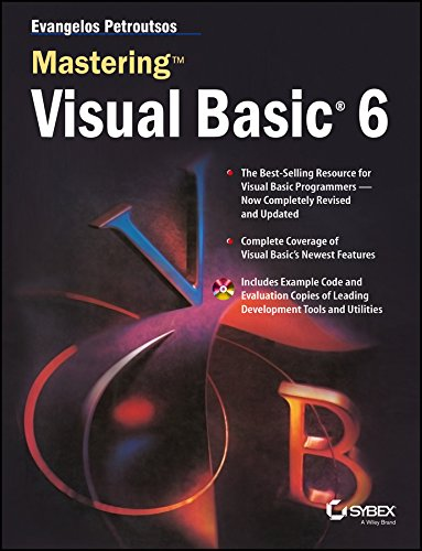 Mastering Visual Basic 6: Evangelos Petroutsos