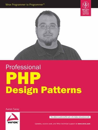 9788126523238: Professional Php Design Patterns