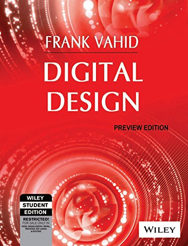 Digital Dessign: Preview Edition: Frank Vahid