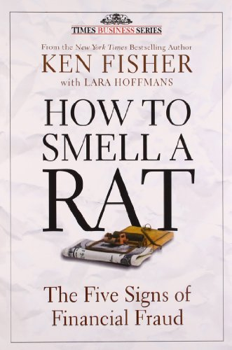 9788126523467: How To Smell A Rat: The Five Signs Of Financial Fraud