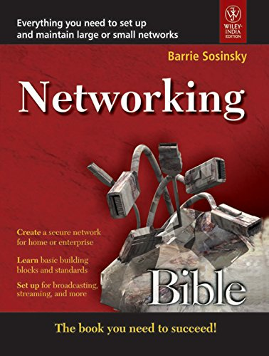 9788126523726: Networking Bible
