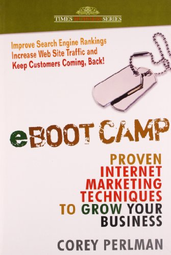 9788126523887: eBoot Camp: Proven Internet Marketing Techniques to Grow Your Business