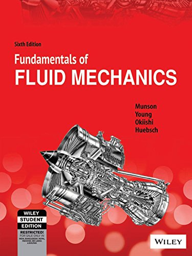 9788126523924: Fundamentals of Fluid Mechanics Sixth Edition SI Version (India Edition)