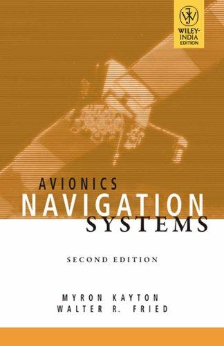 9788126524006: AVIONICS NAVIGATION SYSTEMS, 2ND EDITION