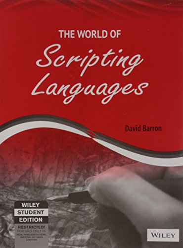 The World of Scripting Languages: David Barron