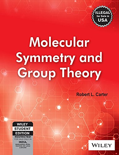 9788126524235: Molecular Symmetry and Group Theory