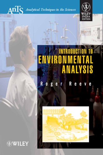 9788126524693: Introduction To Environmental Analysis : Analytical Techniques In The Sciences