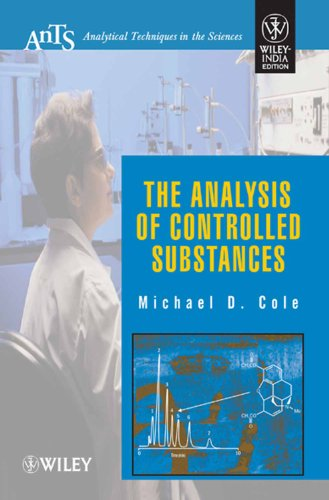 9788126524723: Analysis of Controlled Substances (Part of AnTS Series)
