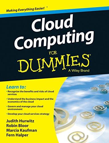 9788126524877: CLOUD COMPUTING FOR DUMMIES