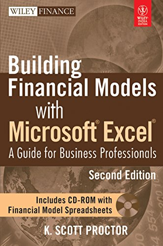 9788126525157: Building Financial Models with Microsoft Excel: A Guide for Business Professionals, 2ed, w/CD