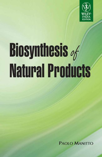 9788126525195: Biosynthesis of Natural Products