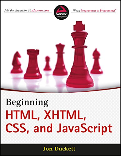 9788126525515: Beginning HTML, XHTML, CSS, and Javascript