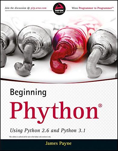 9788126525638: Beginning Python: Using Python 2.6 And Python 3.1