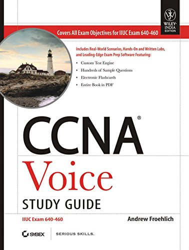 9788126525928: CCNA Voice Study Guide: IIUC Exam 640-460